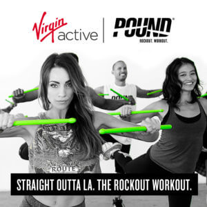 From the Virgin Active website to promote Pound