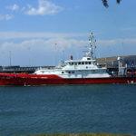 Lillian Ngoyi inshore protection vessel