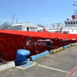 ruth first inshore protection vessel